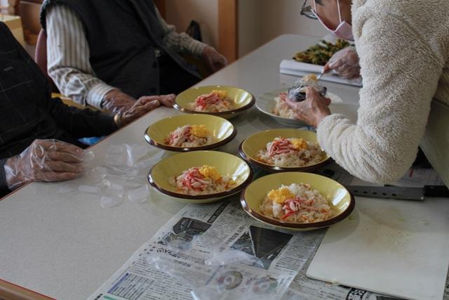 冬の料理教室2
