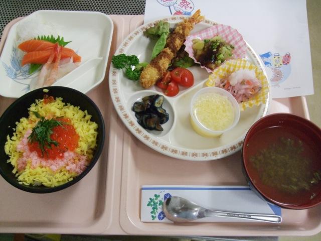 28年夏祭り常食