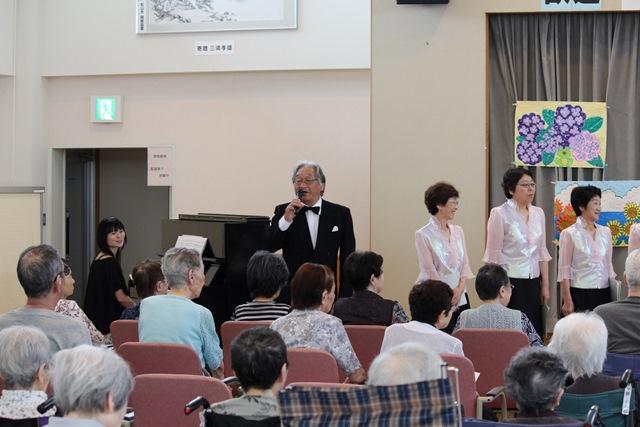 新成園合唱団1