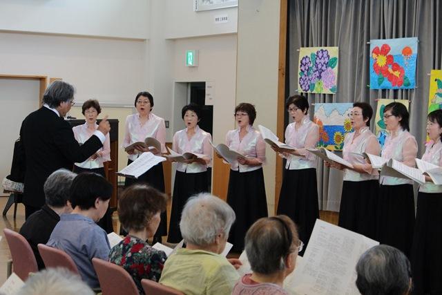 新成園合唱団3