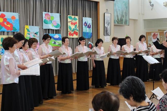 新成園合唱団4