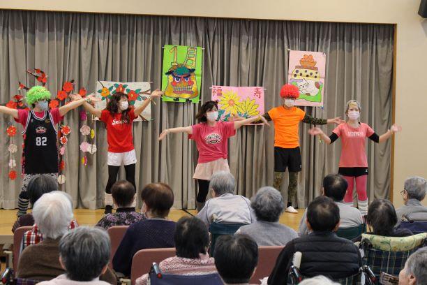 新年お楽しみ会2