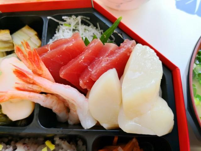 夏祭り昼食5